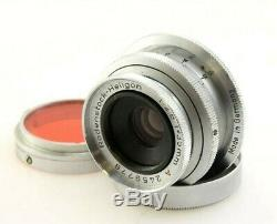 Rodenstock Heligon 35mm F2.8 A Lens for Leica Screw Mount. Rare UK Seller