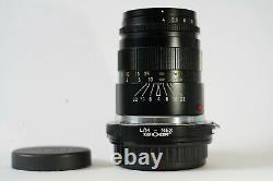 Rokkor M 90 4 90MM F4 for Minolta CLE Leica M mount TESTED ON SONY