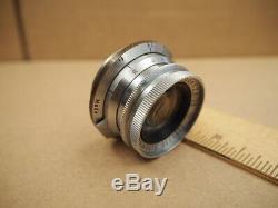 SCHNEIDER KREUZNACH 35mm F2.8 XENOGON LENS EX++ Leica M39 mount