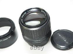 SMC Pentax 85mm F1.8 f. Pentax K Mount