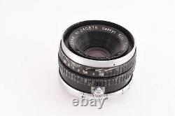 Sankyo Koki Tokyo W-KOMURA 35mm f2.8 Leica 39mm LMT screw mount #240378