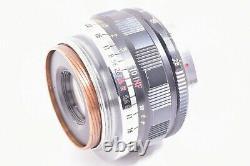 Sankyo Koki Tokyo W-KOMURA 35mm f2.8 Leica 39mm LMT screw mount #2840041