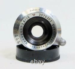 Schneider Xenogon 35mm f/2.8 Lens for Leica Thread Mount LTM- MUST READ! (4637)