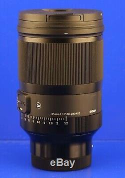 Sigma 1,2/35 DG ART L-Mount (Leica SL, Panasonic S1/S1R) MwSt ausweisbar