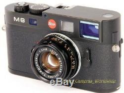 Summicron-C 12/40mm F2 SHARP Lens LEICA CL LEICA-M Voigtlander KONICA M Mount