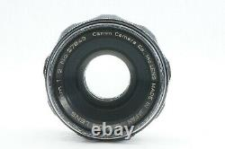 TESTED / EXC CANON 35mm f2 Leica screw mount L39 LTM From JAPAN