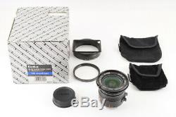 TOP MINTKONICA M-HEXANON DUAL LENS 21-35mm F/3.4-4 For Leica M KM Mount JAPAN