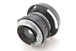 TOP MINTVoigtlander NOKTON Classic 40mm F/1.4 SC VM Leica M Mount From JAPAN