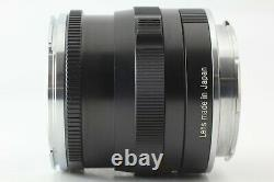 TOP Mint! Carl Zeiss Planar T 50mm f/2 ZM Lens for Leica M-mount From Japan