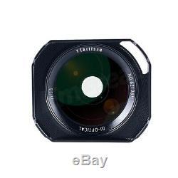 TTArtisan 21mm F1.5 Full Fame Manual Focus Leica M Mount Lens For Leica M Mount
