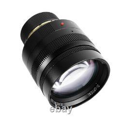 TTArtisan 50mm F0.95 Full Frame Lens for Leica M-Mount Leica M-M M240 M3 M6 M7