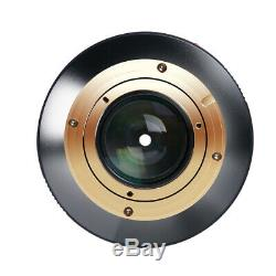 TTArtisan 50mm F0.95 Vollformat-Objektiv für Leica M-Mount Leica M-M M240 M3 M6