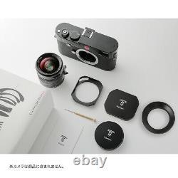 TTArtisans 21mm F1.5 Full Fame Lens Leica M Mount Camera Leica M240 M6 M3