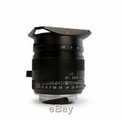 TTArtisans 35mm F1.4 ASPH Full Fame Lens Leica M Mount Camera Leica M240 M5 M6 B