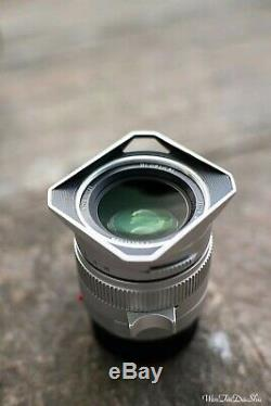 TTArtisans 35mm F1.4 ASPH Full Fame Lens Leica M Mount Camera Leica M240 M5 M6 S