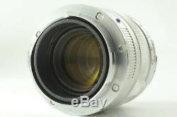 Top Mint CARL ZEISS PLANAR T 50mm F/2 ZM For LEICA M Mount Lens From JAPAN