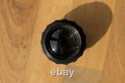 (Very Good) Jupiter-9 85mm f/2 lens (M42 / Canon EF mount)