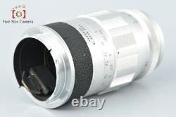 Very Good! Leica Elmarit 90mm f/2.8 Leica M Mount Lens
