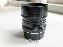 Voigtländer 28mm f2 Ultron M mount lens