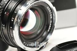 Voigtlander 35mm f1.4 NOKTON classic, Leica M mount, excellent condition, box