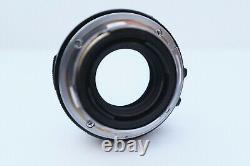 Voigtlander 35mm f1.4 Nokton Classic MC Leica M-Mount Lens