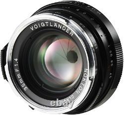 Voigtländer 35mm f/1.4 Leica M-Mount NOKTON Classic BNIB