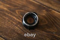 Voigtländer 35mm f/1.4 Leica M-Mount NOKTON Classic S-C