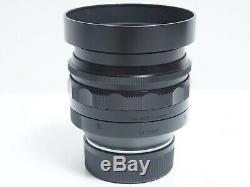 Voigtlander 50mm F/1.1 Aspherical Lens for Leica M mount Excelent++
