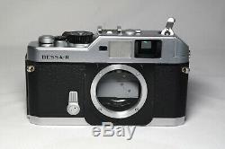 Voigtländer Bessa R Leica screw mount film camera for m39 lenses body only