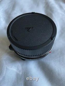Voigtlander Color Skopar P II 35mm F2.5 Leica M Mount Lens New And Boxed