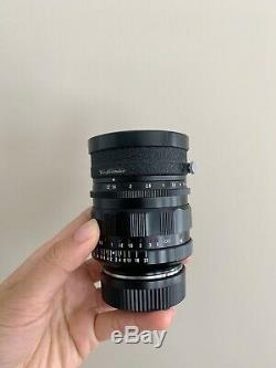 Voigtlander NOKTON 35mm F/1.2 Aspherical (Leica M mount)
