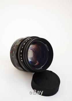 Voigtlander NOKTON 50mm f/1.1 Leica M mount lens MINT Condition