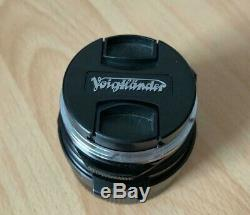 Voigtlander NOKTON CLASSIC 40mm F1.4 VM Leica M mount Lens
