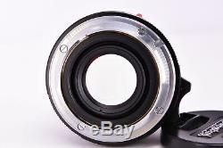 Voigtlander NOKTON Classic 40mm f/1.4 for Leica M mount TOP MINT #520721