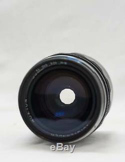 Voigtlander Nokton 35mm 1.2 Leica M Mount aspherical II