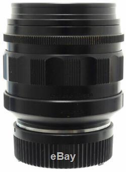 Voigtlander Nokton 35mm F1.2 Aspherical Lens. Hood For Leica M Mount