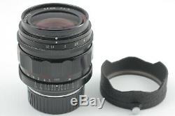 Voigtlander Nokton 35mm F/1.2 Aspherical VM For Leica M Mount Top Mint Japan