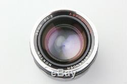 Voigtlander Nokton 35mm f/1.2 f1.2 II VM Aspherical MF Lens, For Leica M Mount