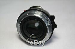 Voigtlander Nokton 35mm f/1.4 Classic MF Lens Leica M mount