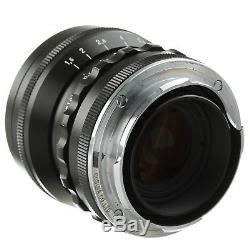 Voigtlander Nokton 50mm 1.5 Aspherical Lens Leica M Mount