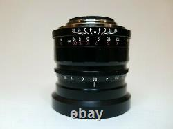Voigtlander Nokton 50mm f/1.5 Aspherical Lens L39 Leica Mount #9960341