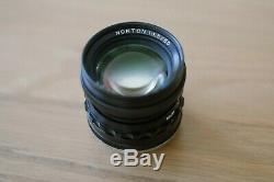Voigtlander Nokton VM 50mm F/1.5 Asph. Lens For Leica M-Mount (with Hood, Caps)