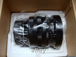 Voigtländer Objektiv Nokton 50mm F1.1 schwarz Leica M-mount Lens OVP