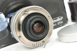 Voigtlander SUPER WIDE HELIAR 15mm F4.5 aspherical Leica LTM/L39 mount