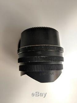 Voigtlander SUPER WIDE-HELIAR 15mm f4.5 Black LEICA Screw Mount