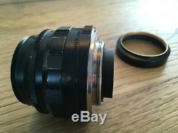 Voigtländer Ultron 35mm f1.7 Asperical für Leica M39 L-Mount adaptierbar