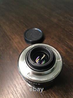 Voigtlander Ultron 35mm f1.7 Aspherical Lens In Leica Thread Mount LTM L39