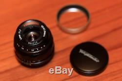 Voigtlander Ultron 35mm f/1.7 Leica Thread Mount (LTM)