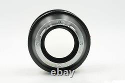 Voigtlander VM Nokton 50mm f1.1 Lens 50/1.1 Leica M Mount #396