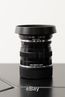 Zeiss Biogon T 2/35 ZM 35mm f/2.0 Objectiv Lens Leica M Mount